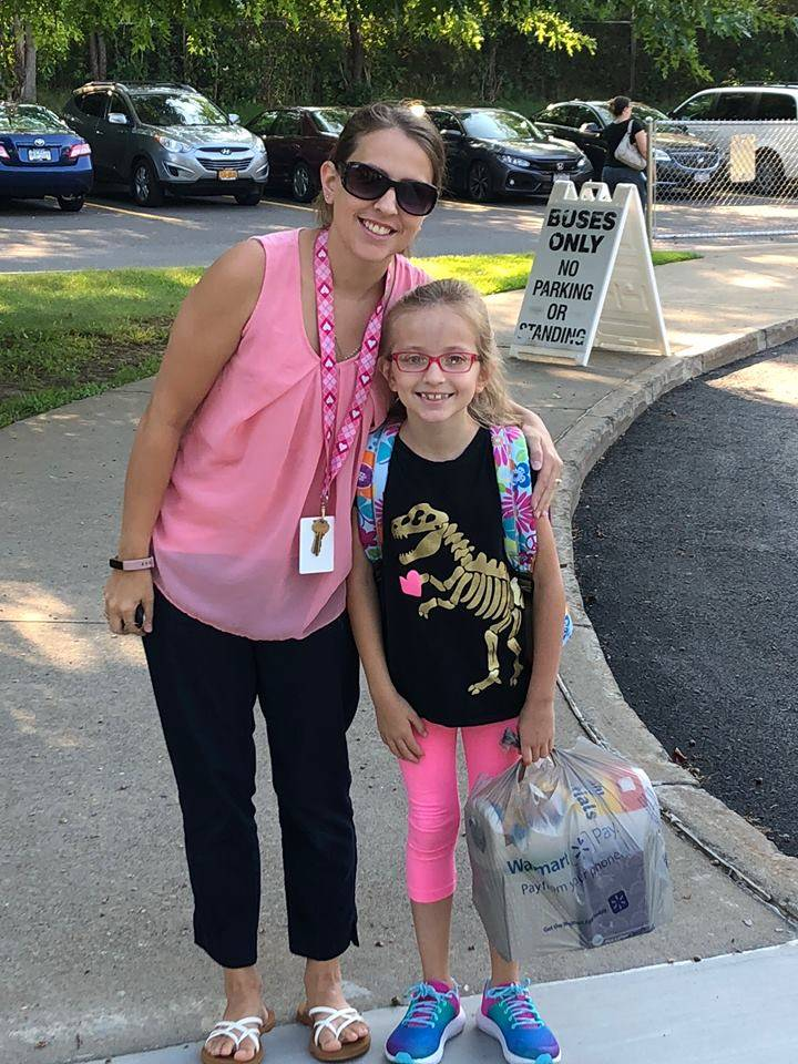 First Day of School 102