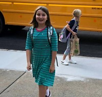 First Day of School 99