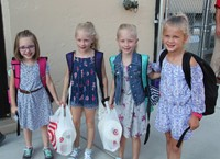 First Day of School 40