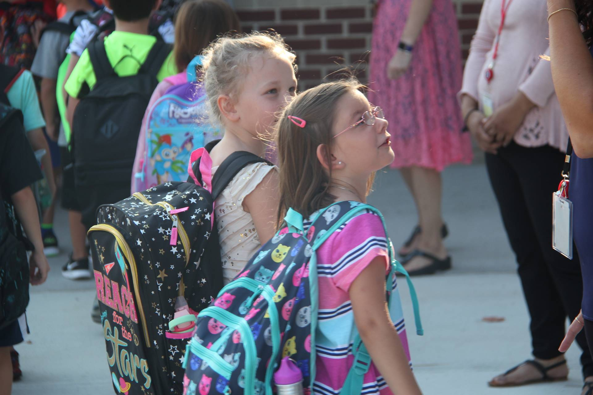 First Day of School 28