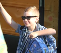 First Day of School 22