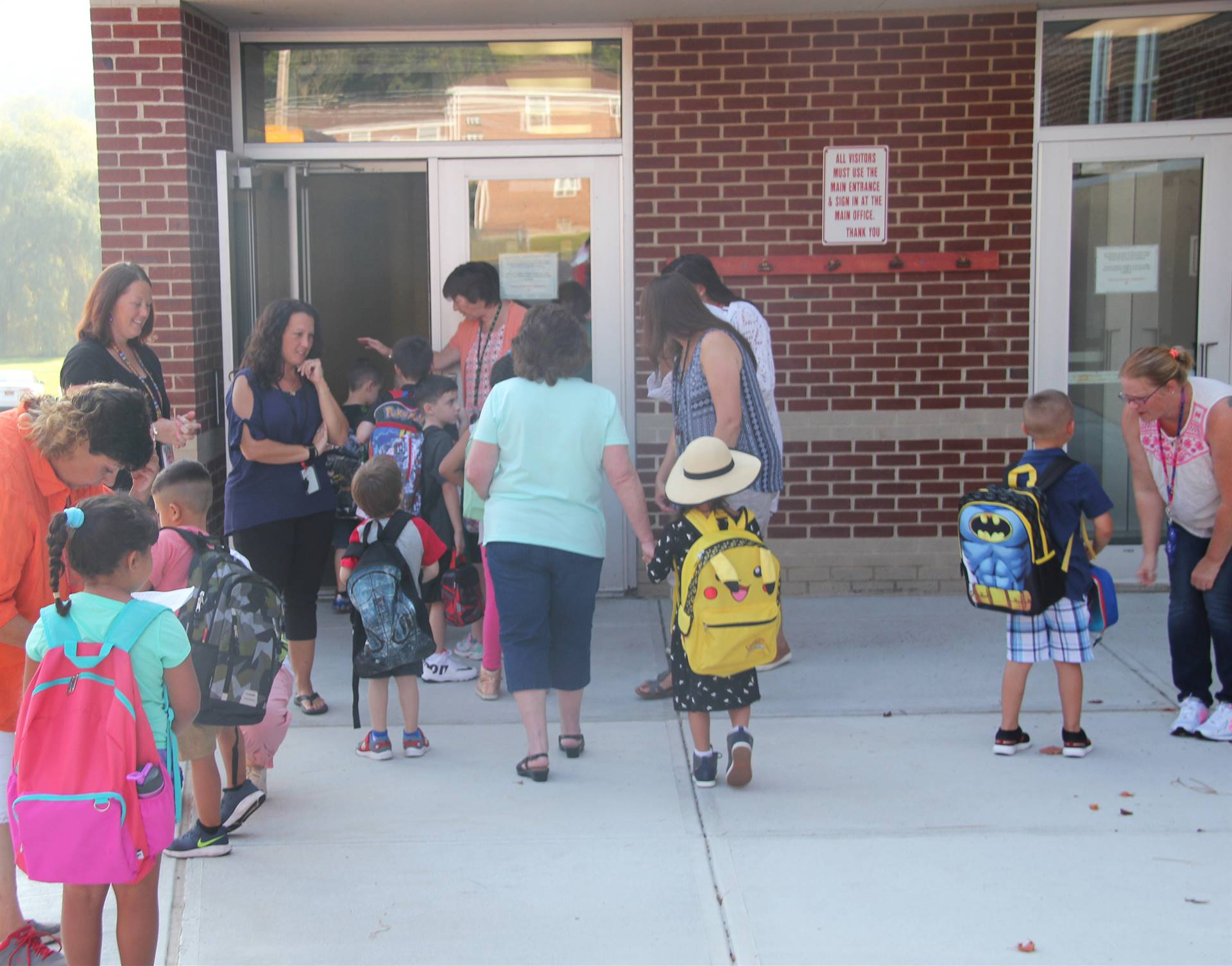 First Day of School 11