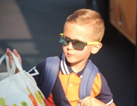 First Day of School 6