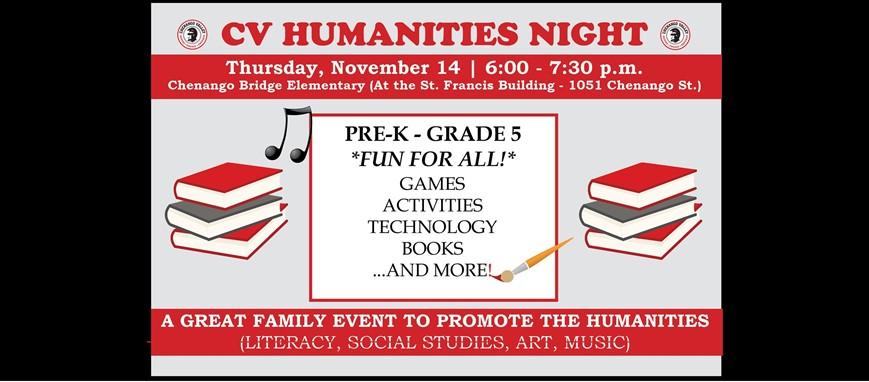 Humanities Night 2019