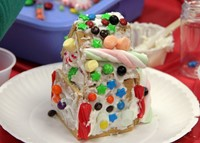 another gingerbread house