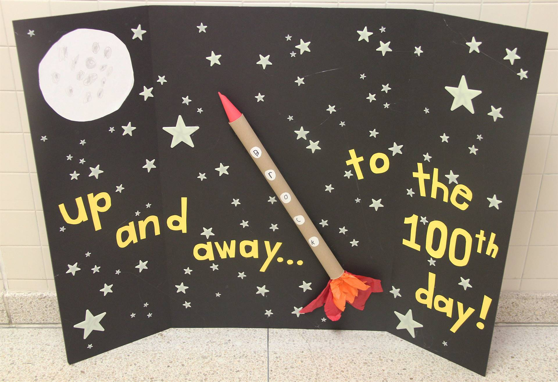 100 days of school project