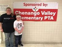 Chenango Valley Elementary P T A 'Ninja Warrior' Event 7