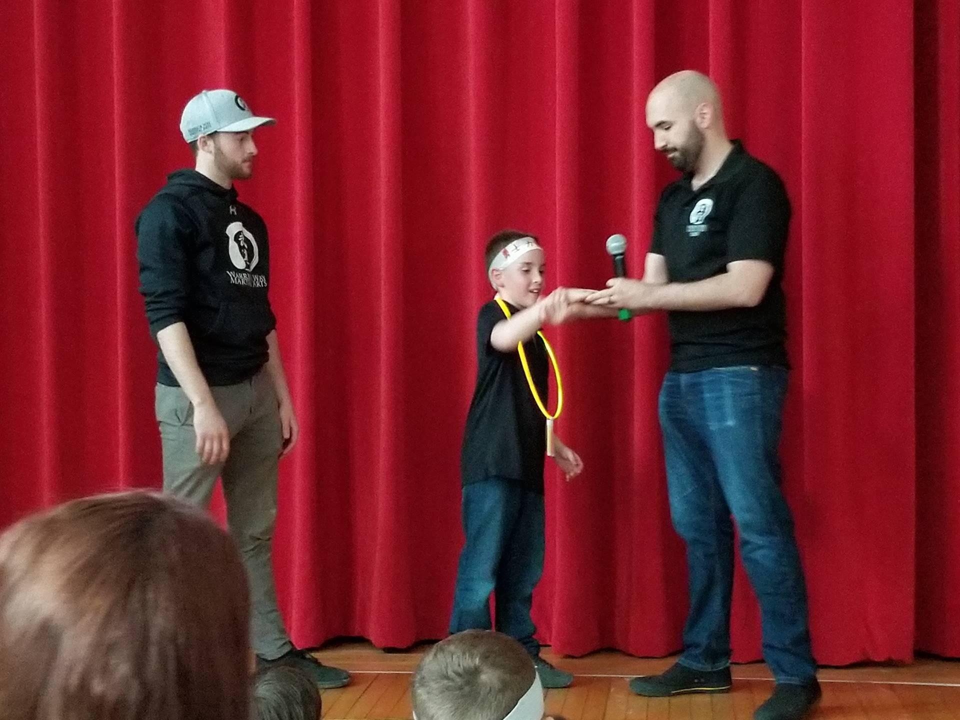 Chenango Valley Elementary P T A 'Ninja Warrior' Event 3