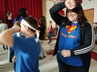 Chenango Valley Elementary P T A 'Ninja Warrior' Event 30