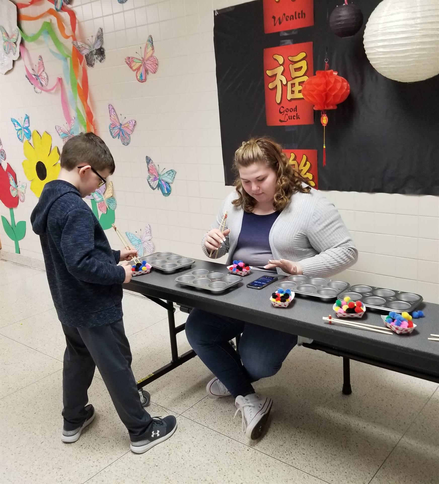 Chenango Valley Elementary P T A 'Ninja Warrior' Event 5