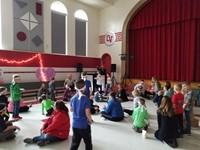 Chenango Valley Elementary P T A 'Ninja Warrior' Event 25