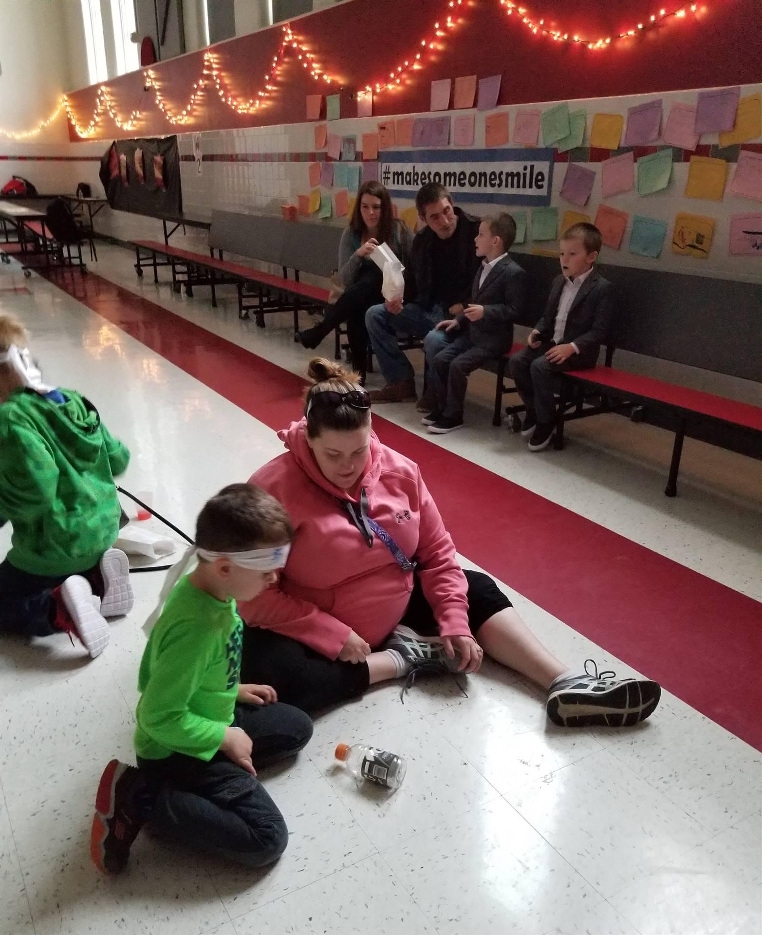 Chenango Valley Elementary P T A 'Ninja Warrior' Event 22