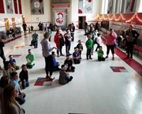 Chenango Valley Elementary P T A 'Ninja Warrior' Event 20