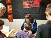 Chenango Valley Elementary P T A 'Ninja Warrior' Event 19