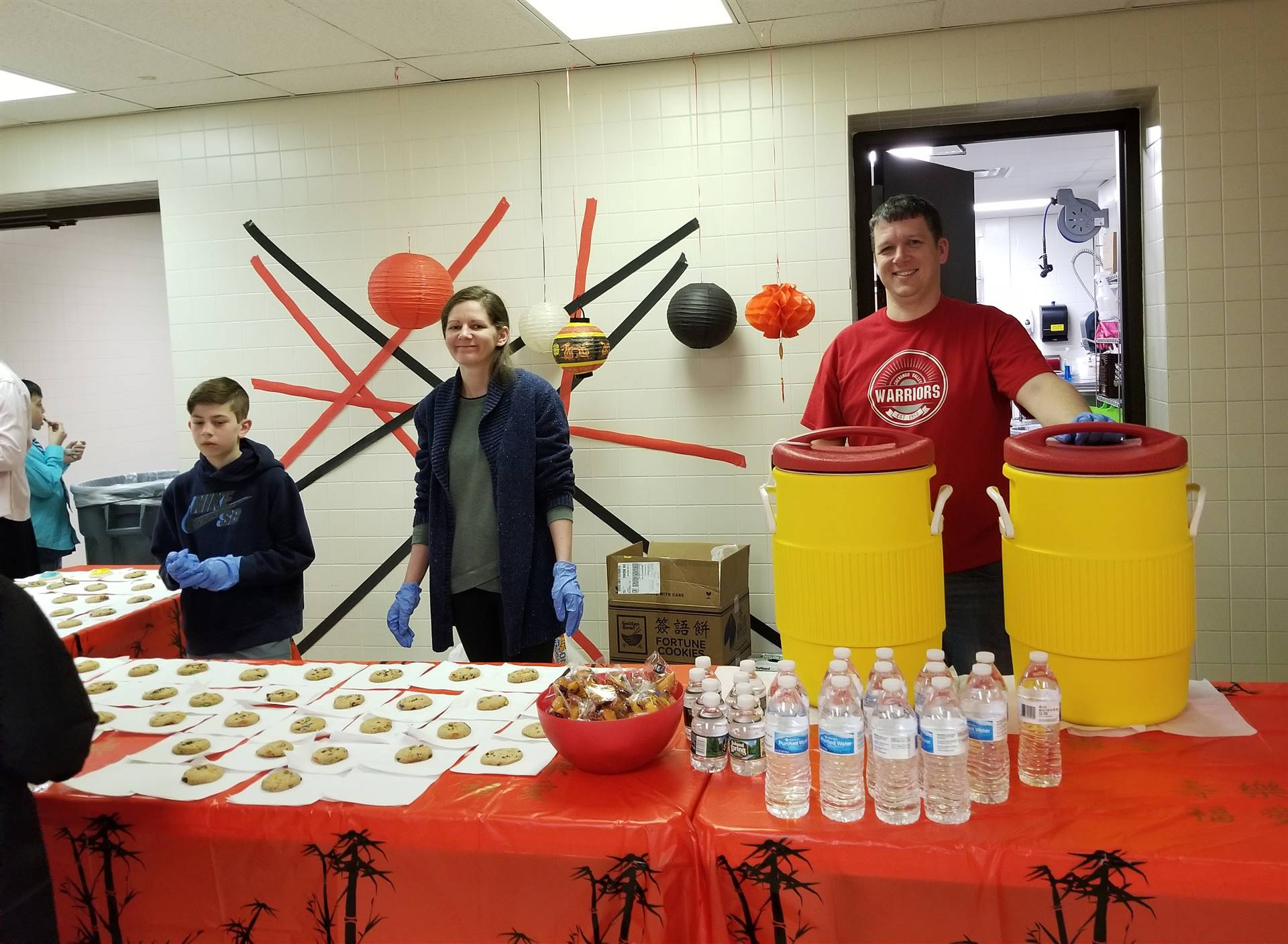 Chenango Valley Elementary P T A 'Ninja Warrior' Event 15