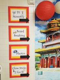 Chenango Valley Elementary P T A 'Ninja Warrior' Event 6