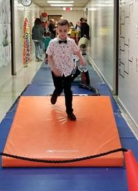 Chenango Valley Elementary P T A 'Ninja Warrior' Event 10