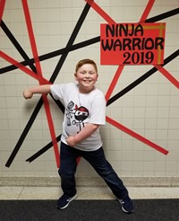 Chenango Valley Elementary P T A 'Ninja Warrior' Event 2