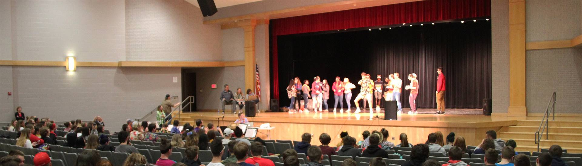 Chenango Valley High School Spring 2019 Pep Rally 1