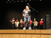 Chenango Valley High School Spring 2019 Pep Rally 26