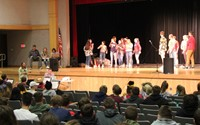 Chenango Valley High School Spring 2019 Pep Rally 13