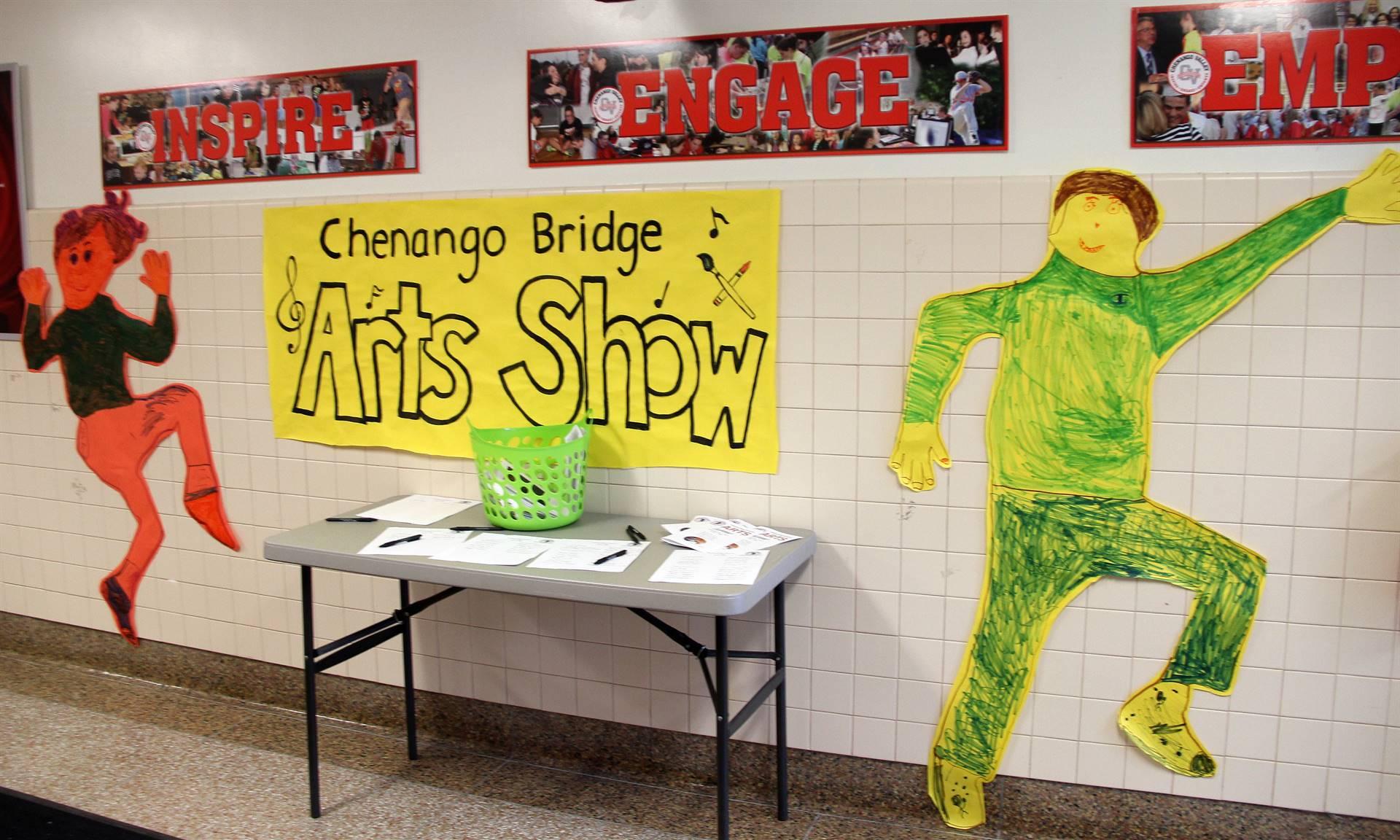Chenango Bridge Arts Show 18