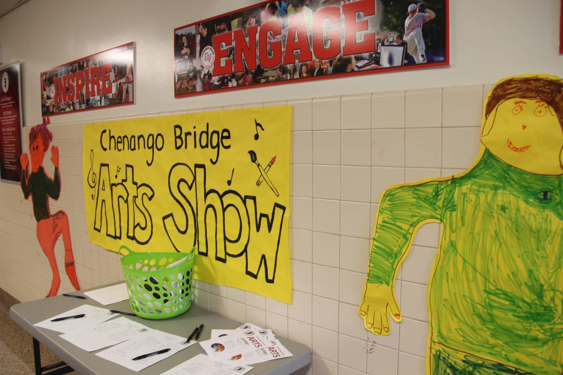 Chenango Bridge Arts Show 14