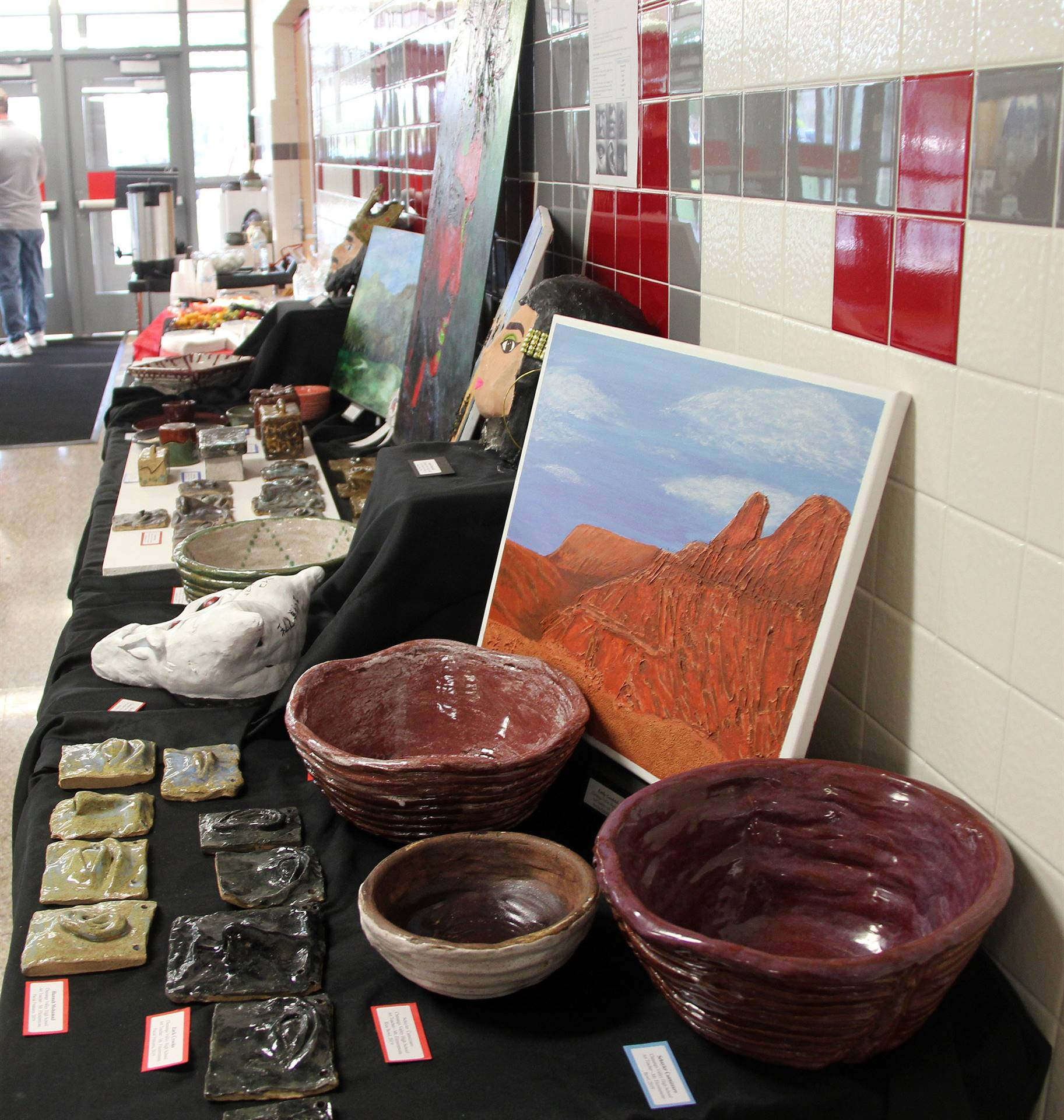 2019 Middle School and High School Art Show 117
