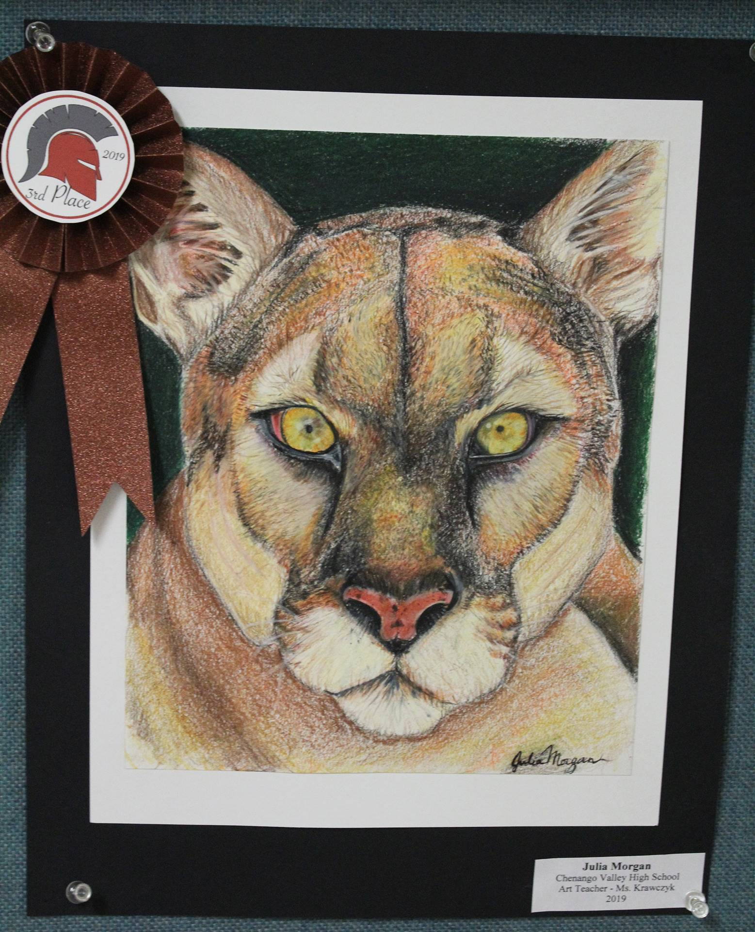 2019 Middle School and High School Art Show 98