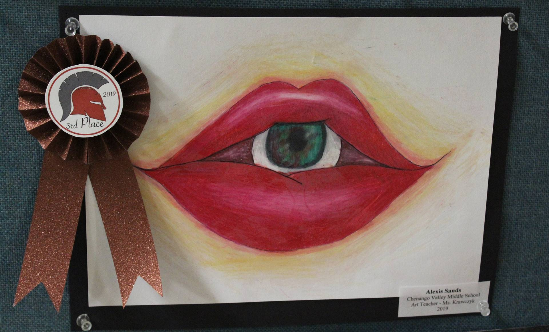 2019 Middle School and High School Art Show 95