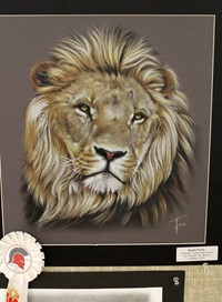 2019 Middle School and High School Art Show 90