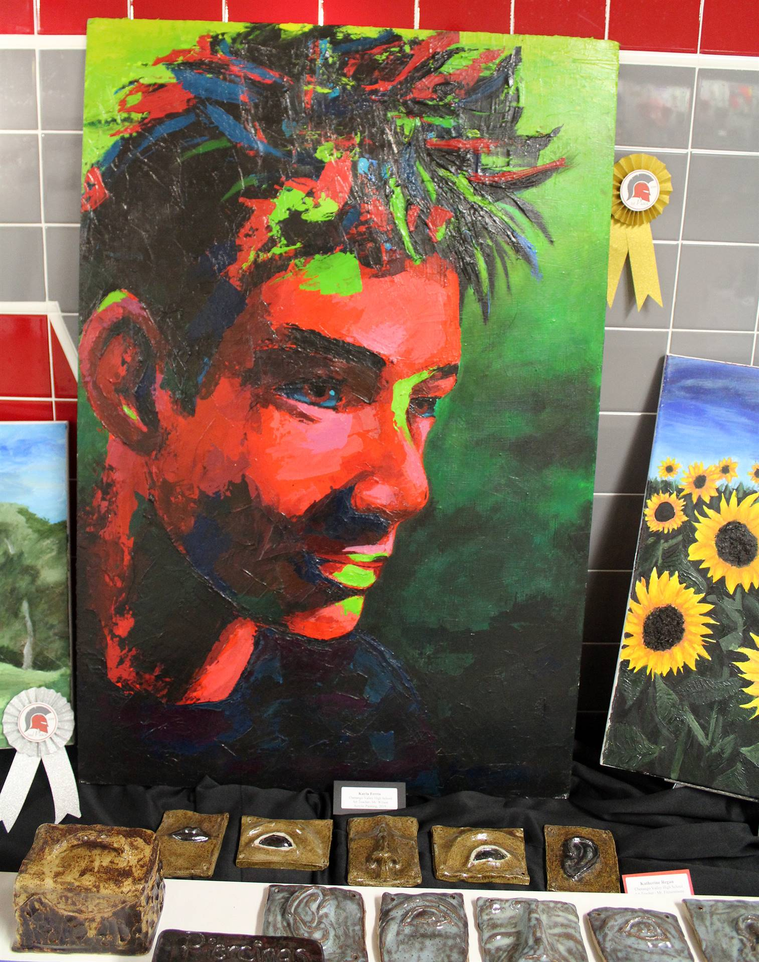 2019 Middle School and High School Art Show 86
