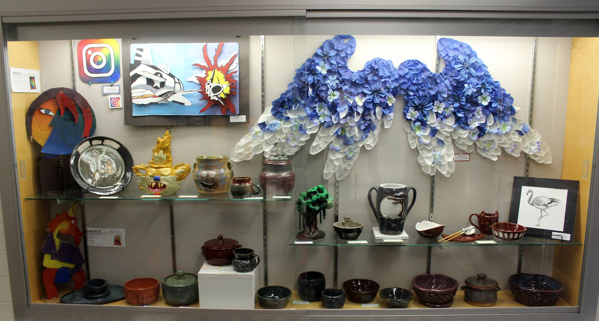 2019 Middle School and High School Art Show 80