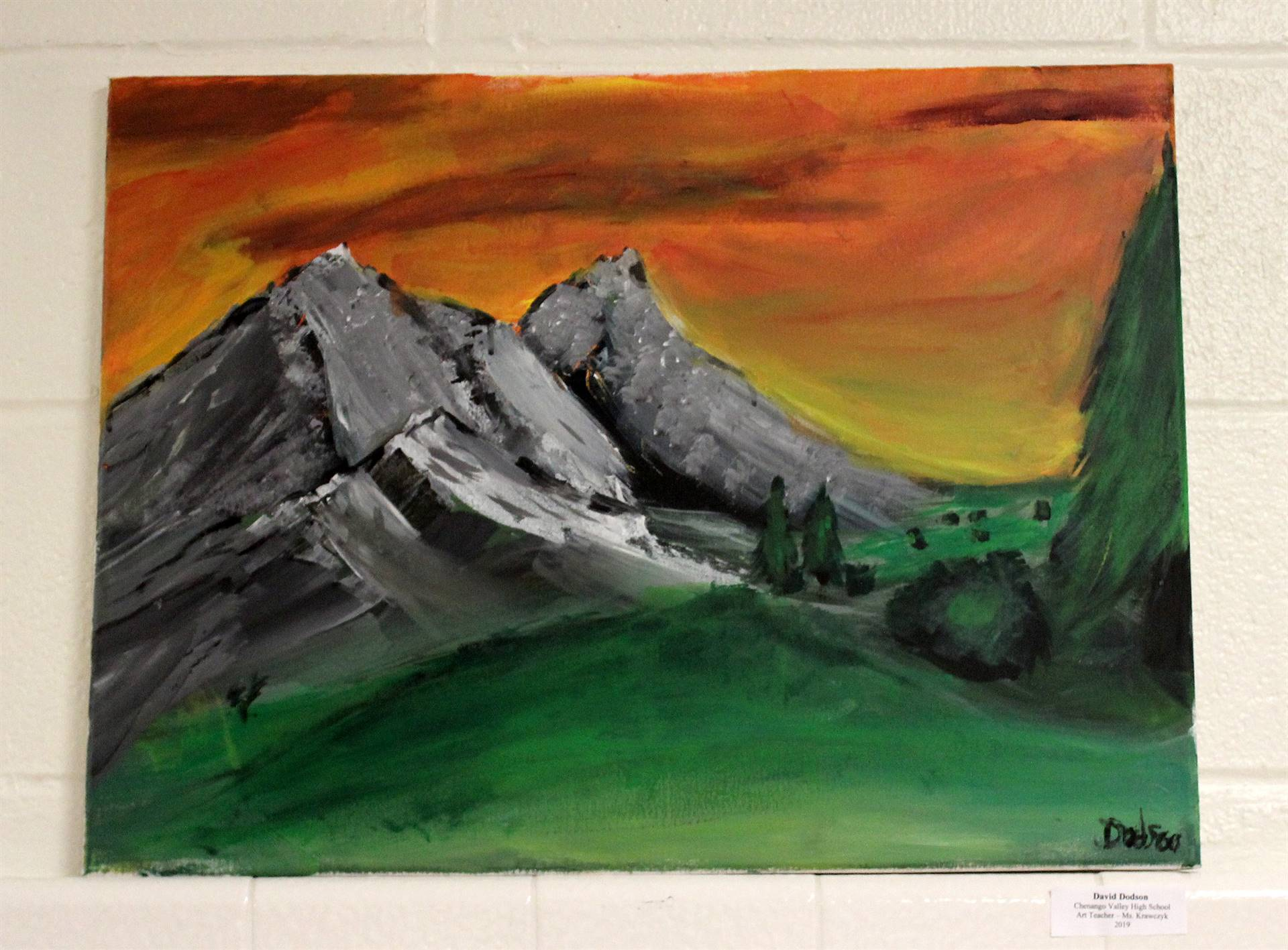 2019 Middle School and High School Art Show 75
