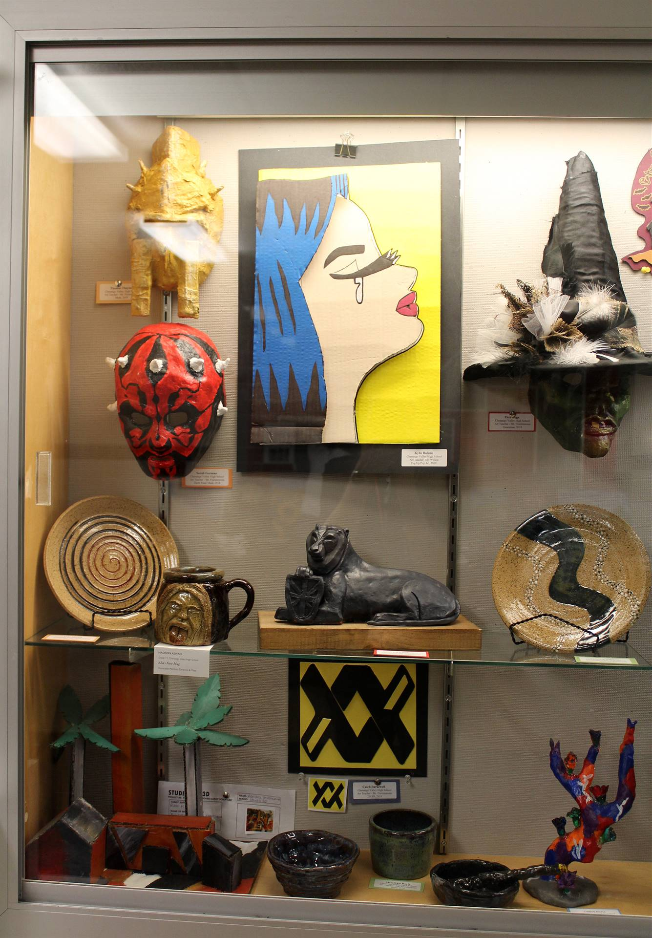 2019 Middle School and High School Art Show 71