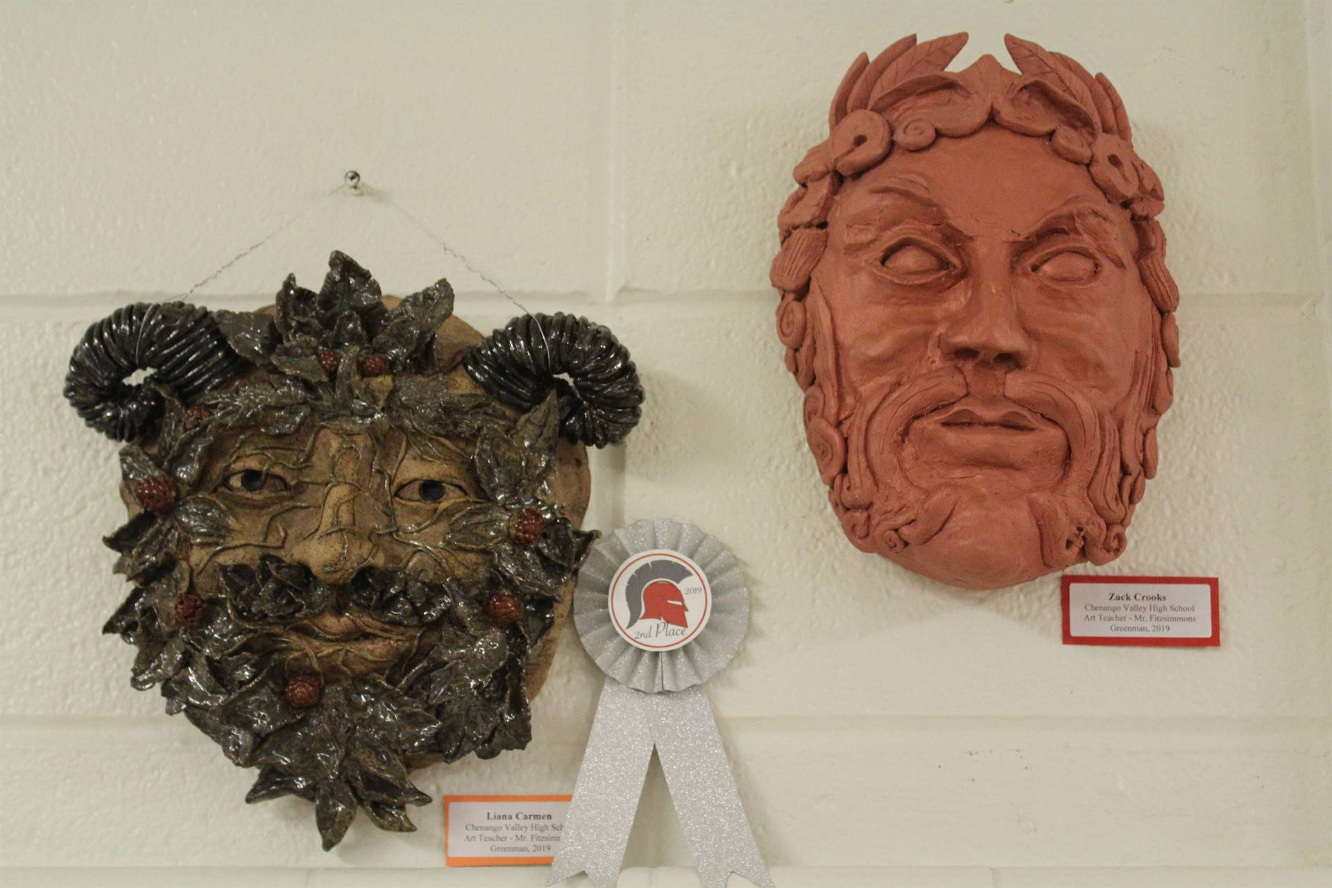 2019 Middle School and High School Art Show 64