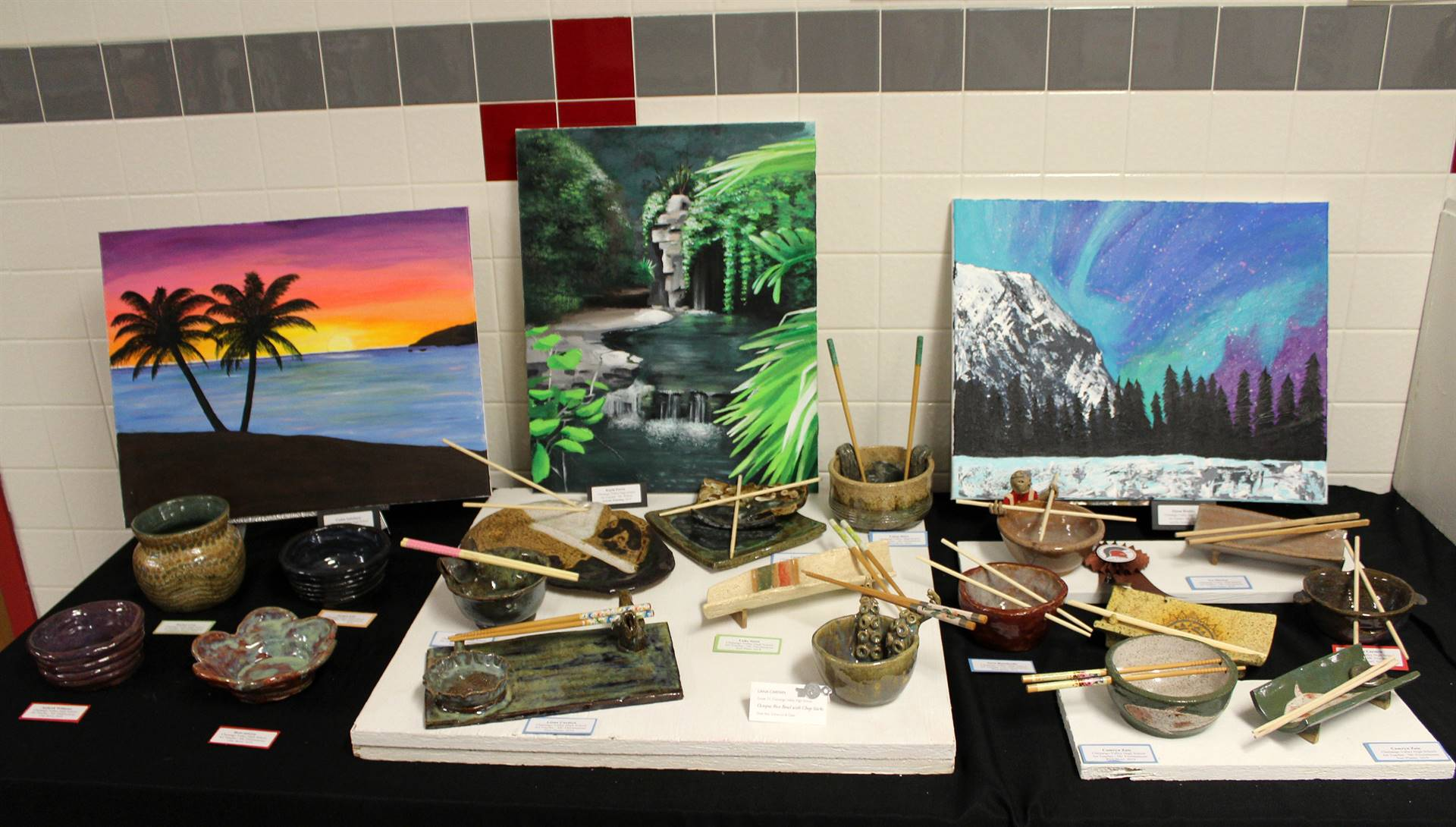 2019 Middle School and High School Art Show 62