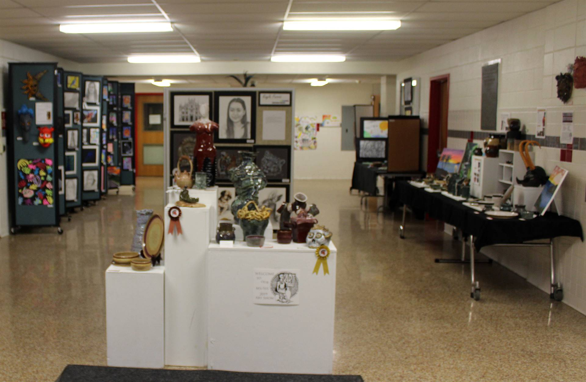 2019 Middle School and High School Art Show 53