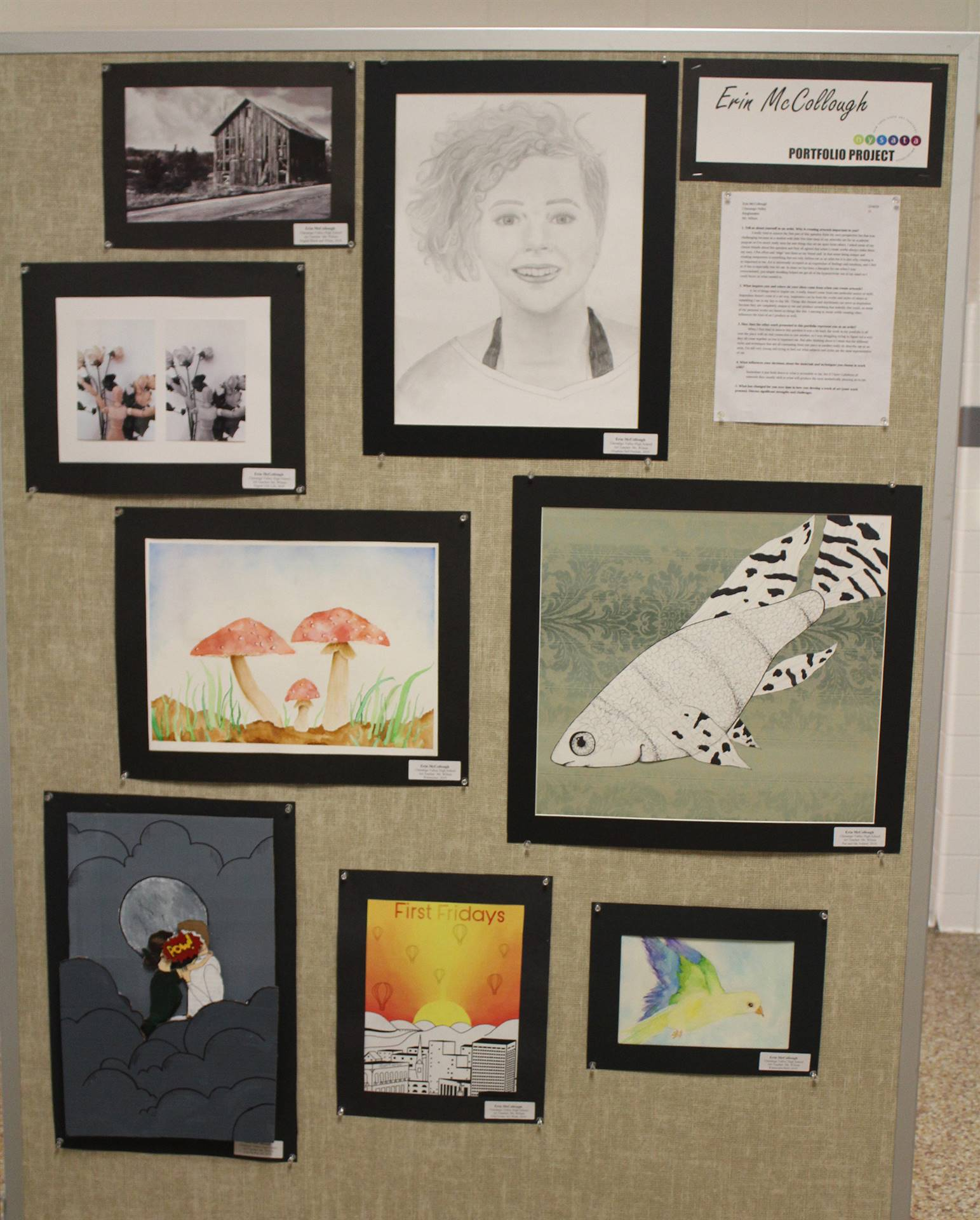 2019 Middle School and High School Art Show 47