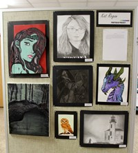 2019 Middle School and High School Art Show 43