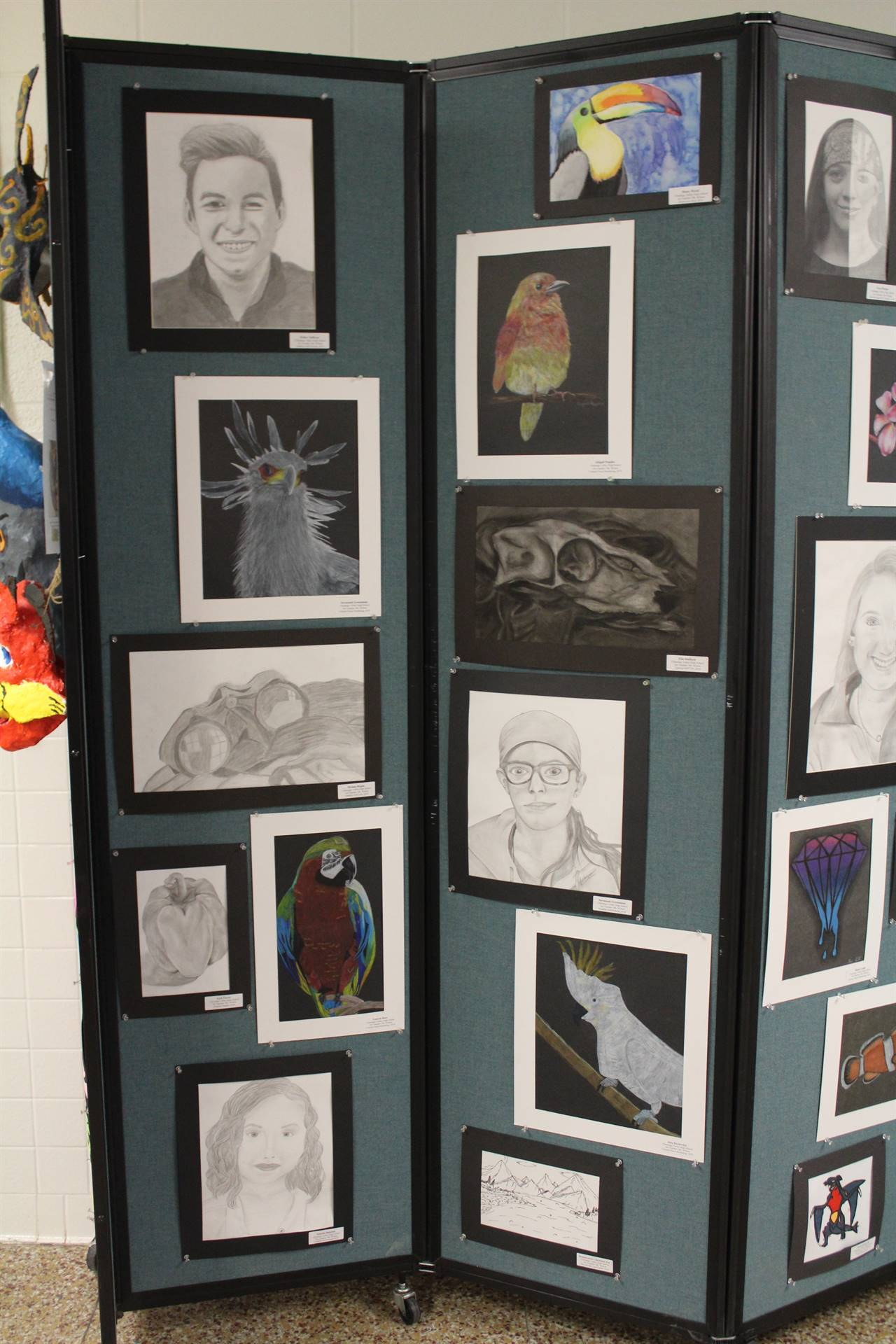 2019 Middle School and High School Art Show 39
