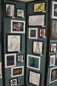 2019 Middle School and High School Art Show 38