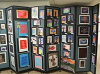 2019 Middle School and High School Art Show 35
