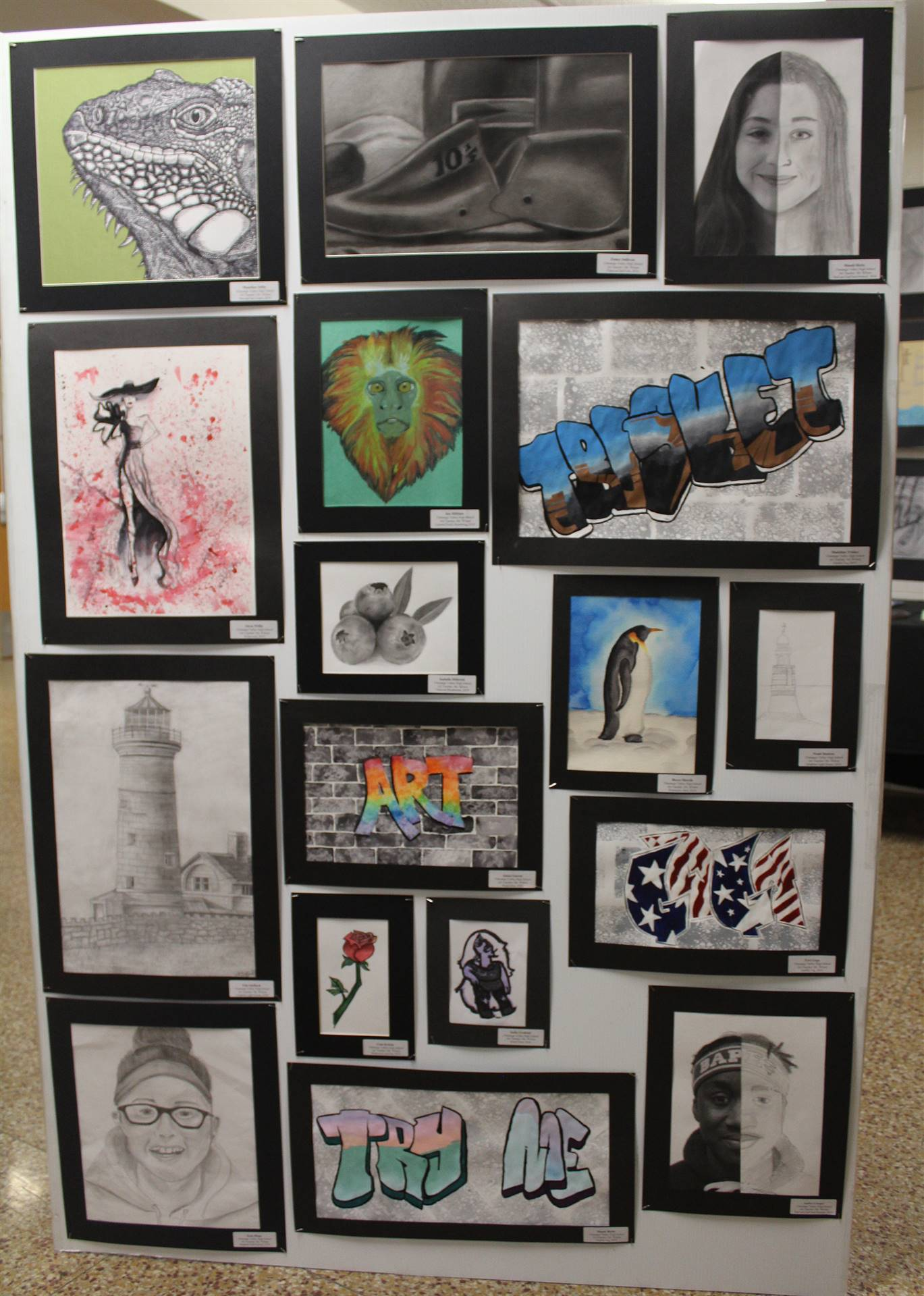 2019 Middle School and High School Art Show 31