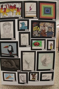 2019 Middle School and High School Art Show 30