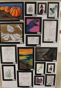 2019 Middle School and High School Art Show 29