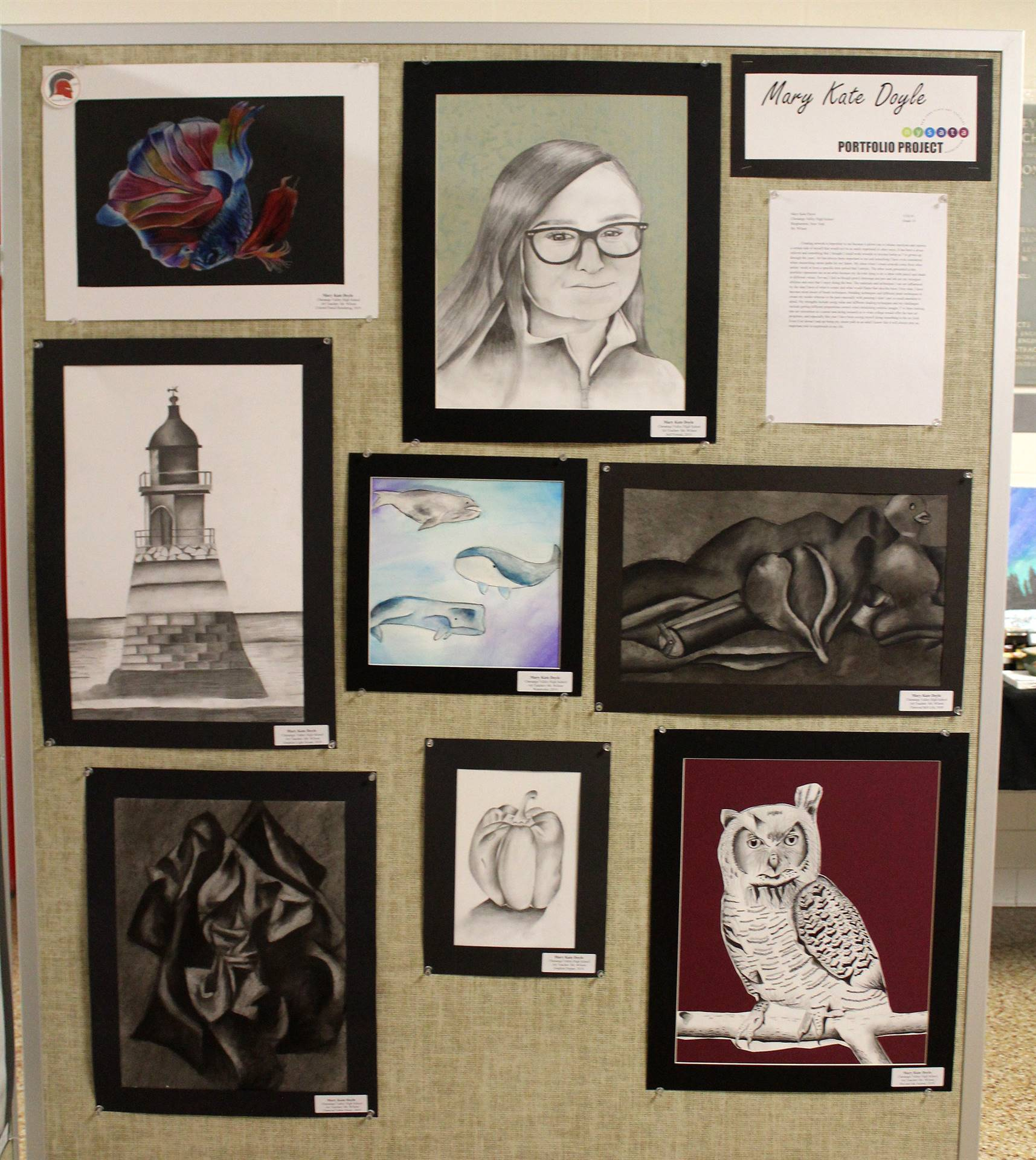 2019 Middle School and High School Art Show 41