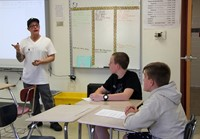 Sixth Grade Career Day 8