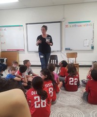Second Grade Ag in the Classroom Activity 11