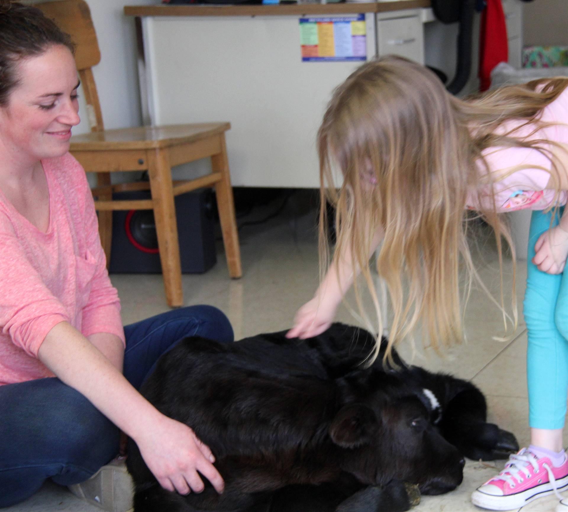 Kindergarten Ag in the Classroom Activity 21
